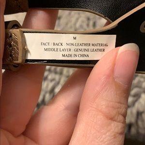Target Accessories - Target brand double buckle belt